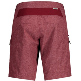 Maloja RuncM. Short multisport Homme, red monk